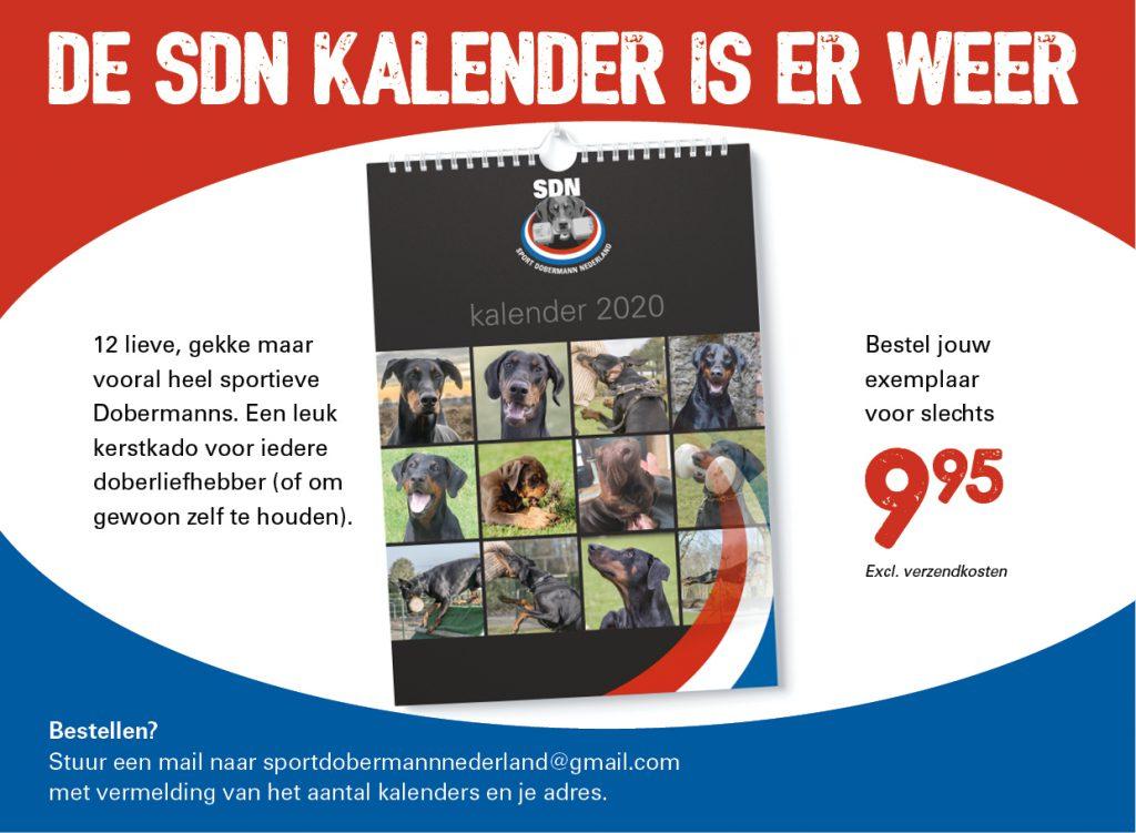 SDN kalender